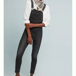 NWT Anthropologie Levis overalls size 30
